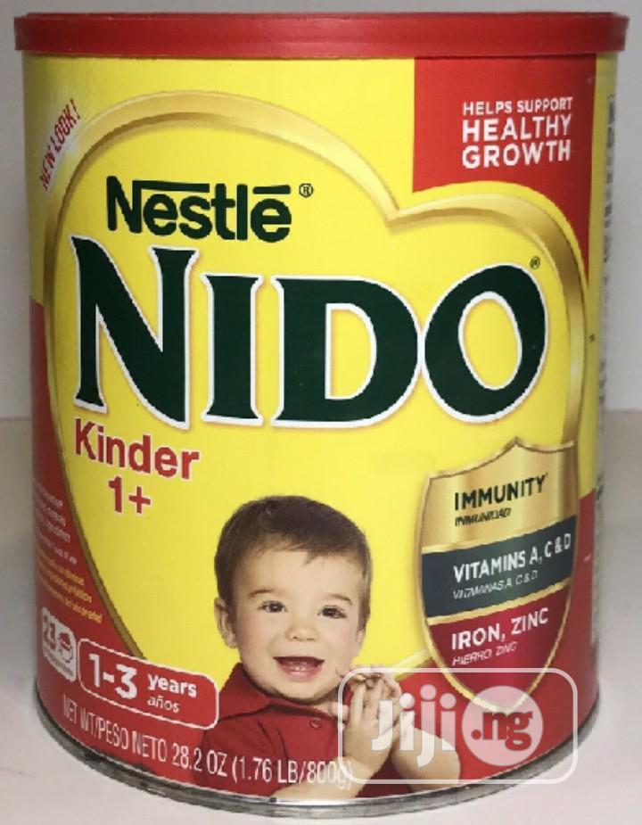 Nestle Nido Kinder 1-3years ) 800g