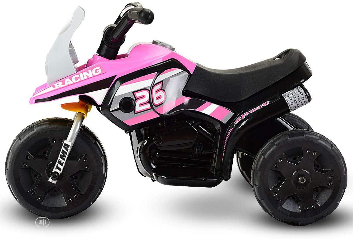 3 Wheel Mini Racing Trike for Kids - TEMA