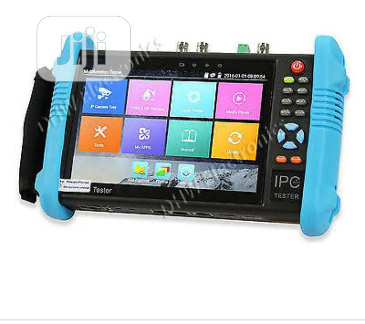 Cctv Tester 7 Inch Ips Touch Screen