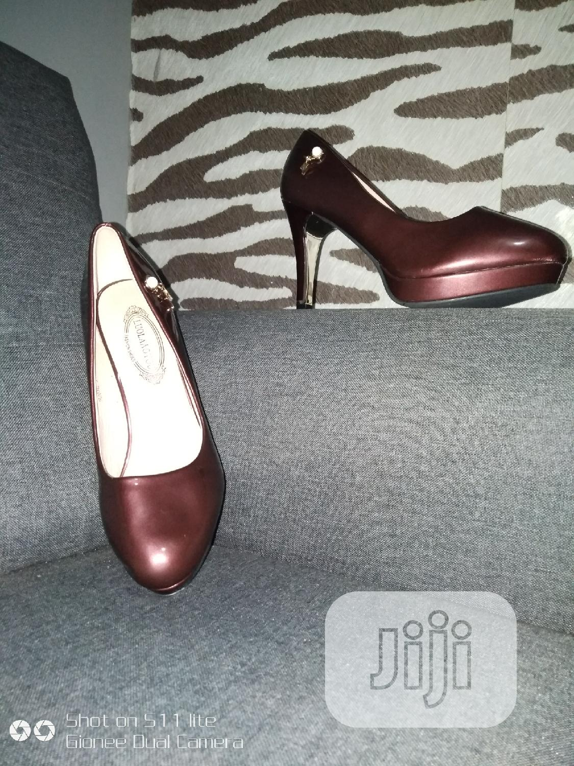 Classic Female Heels   Shoes for sale in Ikeja, Lagos State, Nigeria