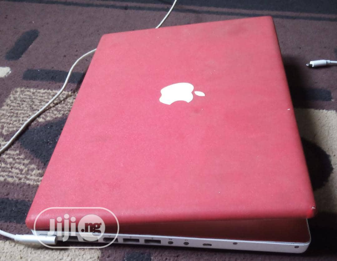 Laptop Apple MacBook 16GB Intel Core 2 Duo HDD 320GB | Laptops & Computers for sale in Isolo, Lagos State, Nigeria