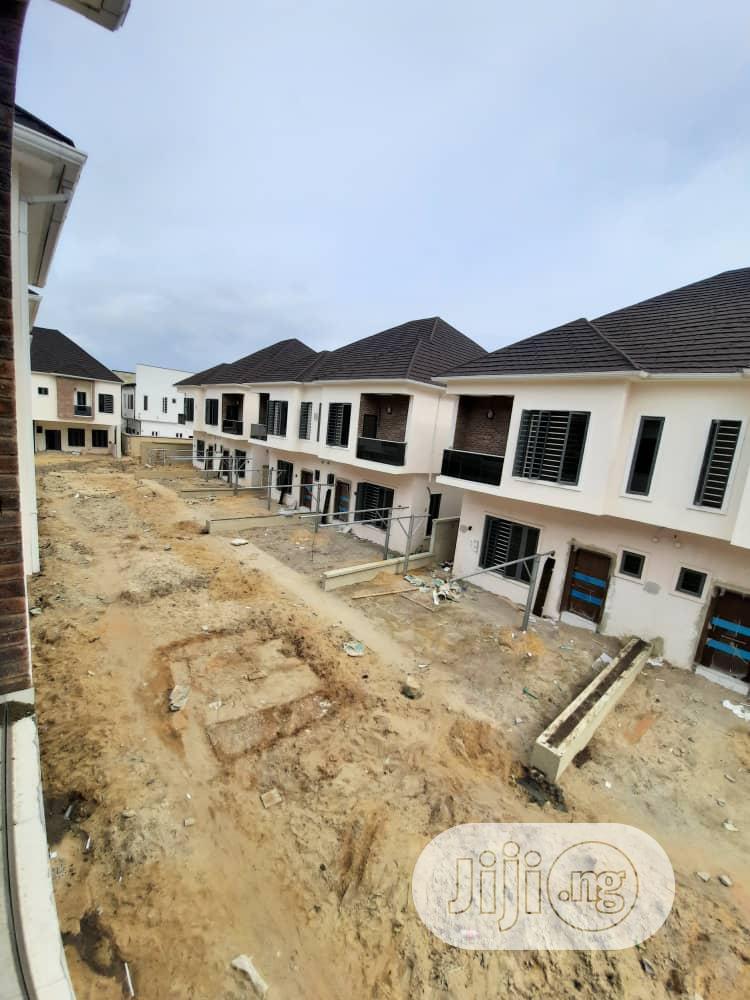 Brand New 3 Bedroom Terrace Duplex Fully Serviced
