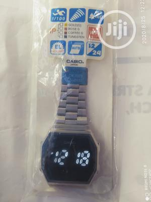 Casio Digital Watch For Wooden, Reflective, Animal Skin   Watches for sale in Oyo State, Ibadan