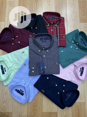 New Male Quality Polo by Ralph Shirt   Clothing for sale in Lagos State, Lagos Island (Eko)