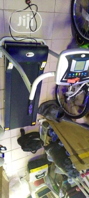 1.5 Bodyfit Treadmill   Sports Equipment for sale in Lagos State, Ikeja