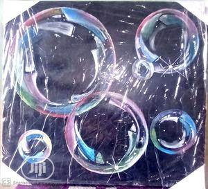 """Bubbles Black """"20-18"""" 