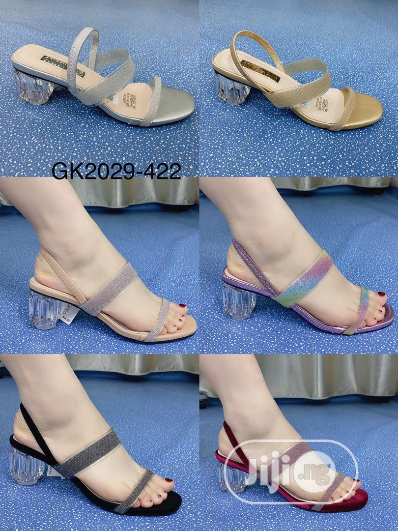 New Female Quality Sandals | Shoes for sale in Lagos Island (Eko), Lagos State, Nigeria