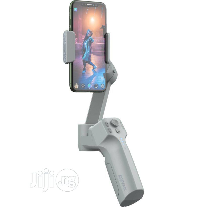 Moza Mini MX Gimbal For Smartphones | Accessories for Mobile Phones & Tablets for sale in Ikeja, Lagos State, Nigeria