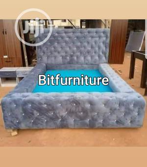 Modern Design Bed Frame   Furniture for sale in Lagos State, Amuwo-Odofin