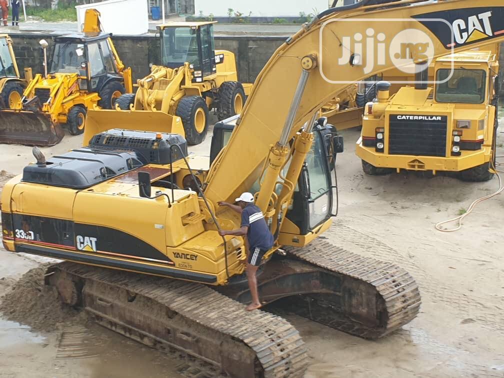 Tokunbo 330DL Caterpillar Excavator For Sale
