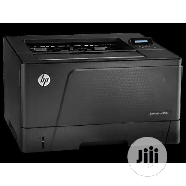 Printer A3 Hp Laserjet M706n In Surulere Printers Scanners Chimezie Umeibe Jiji Ng For Sale In Surulere Buy Printers Scanners From Chimezie Umeibe On Jiji Ng