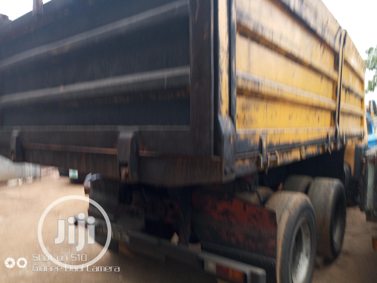 Tokunbo STEYR Tipper For Sale | Heavy Equipment for sale in Ikorodu, Lagos State, Nigeria