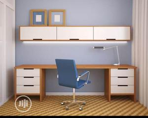 Office/Home Table And Wall Shelf | Furniture for sale in Lagos State, Lekki