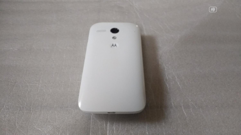 Archive: Motorola Moto G 4G 8 GB White
