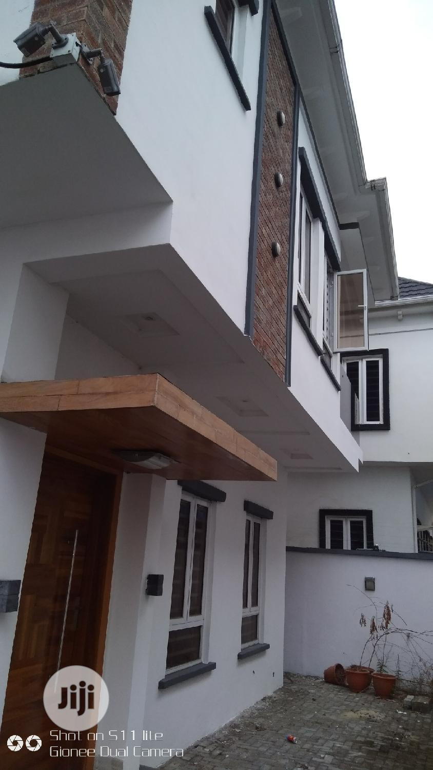 Family 5 Bedrooms Detached Duplex With A BQ