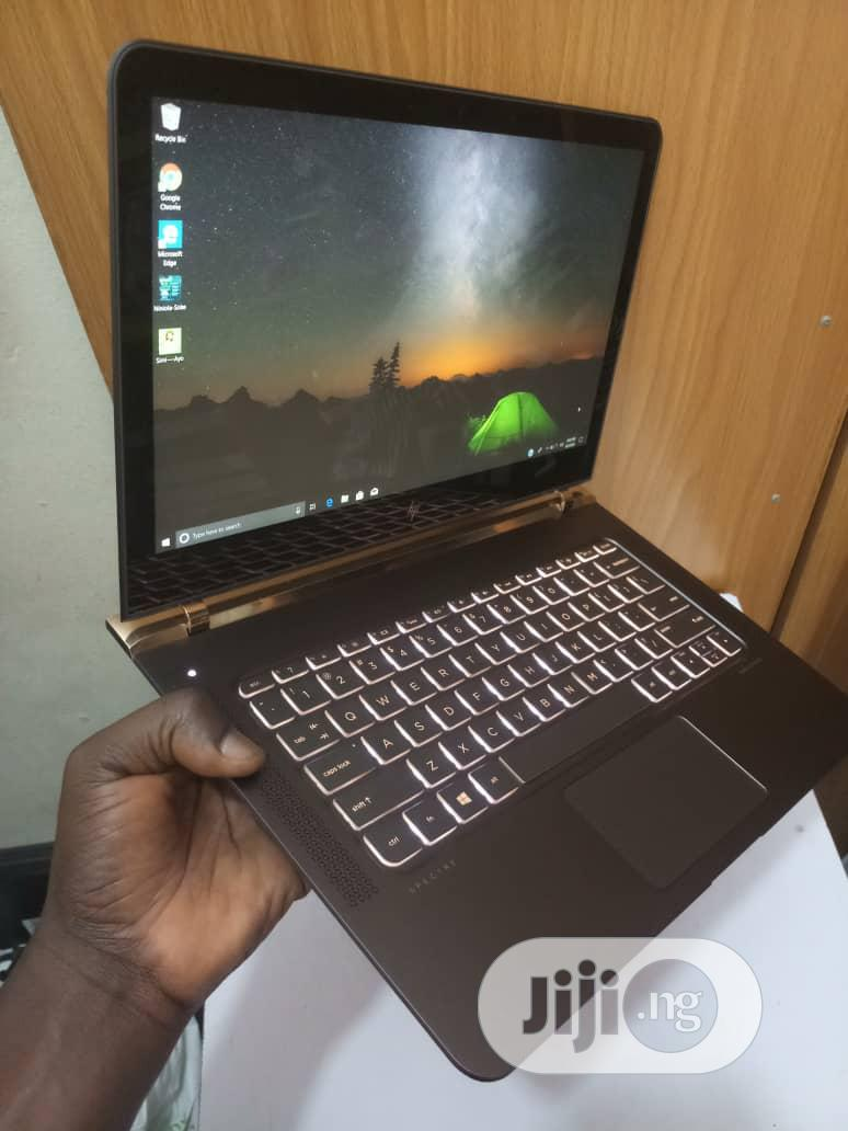 Archive: Laptop HP Spectre 13 8GB Intel Core I7 SSD 256GB