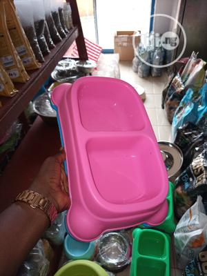 Pet Feeding And Drinking Bowl | Pet's Accessories for sale in Oyo State, Ibadan