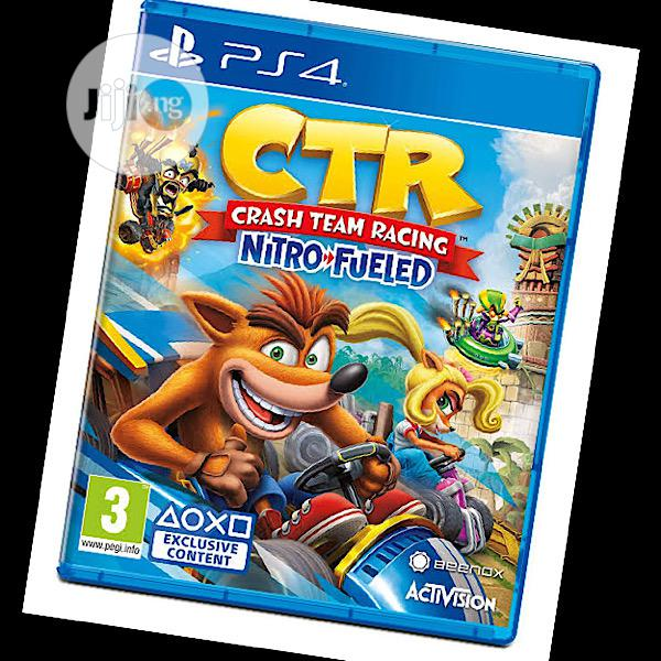 Archive: CTR Ps4 Video Game