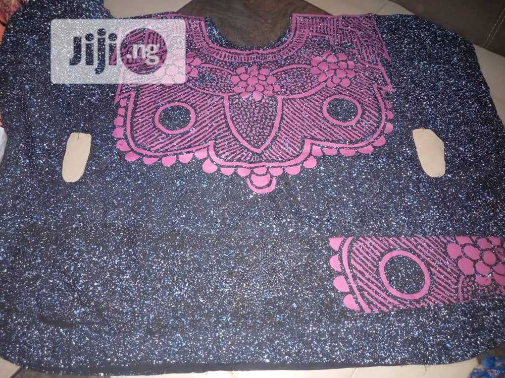 Adire Bubu And Leggings | Clothing for sale in Oshodi, Lagos State, Nigeria