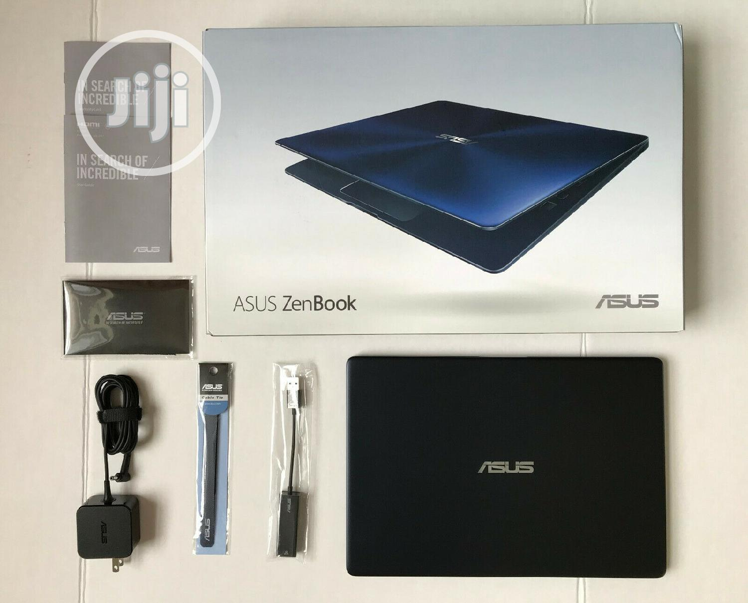 Archive: New Laptop Asus 8GB Intel Core i7 SSD 256GB
