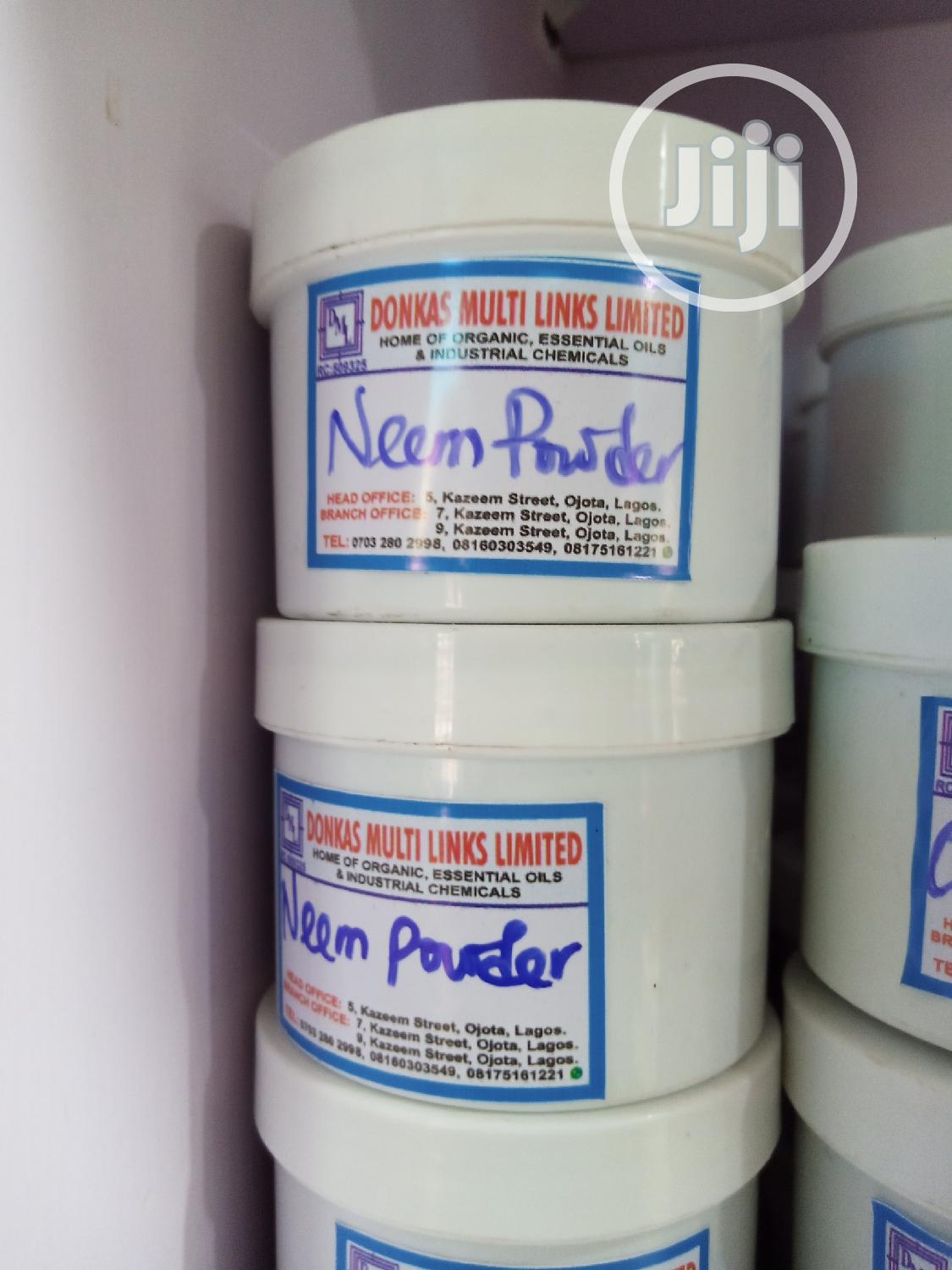 Neem Powder | Skin Care for sale in Ikeja, Lagos State, Nigeria