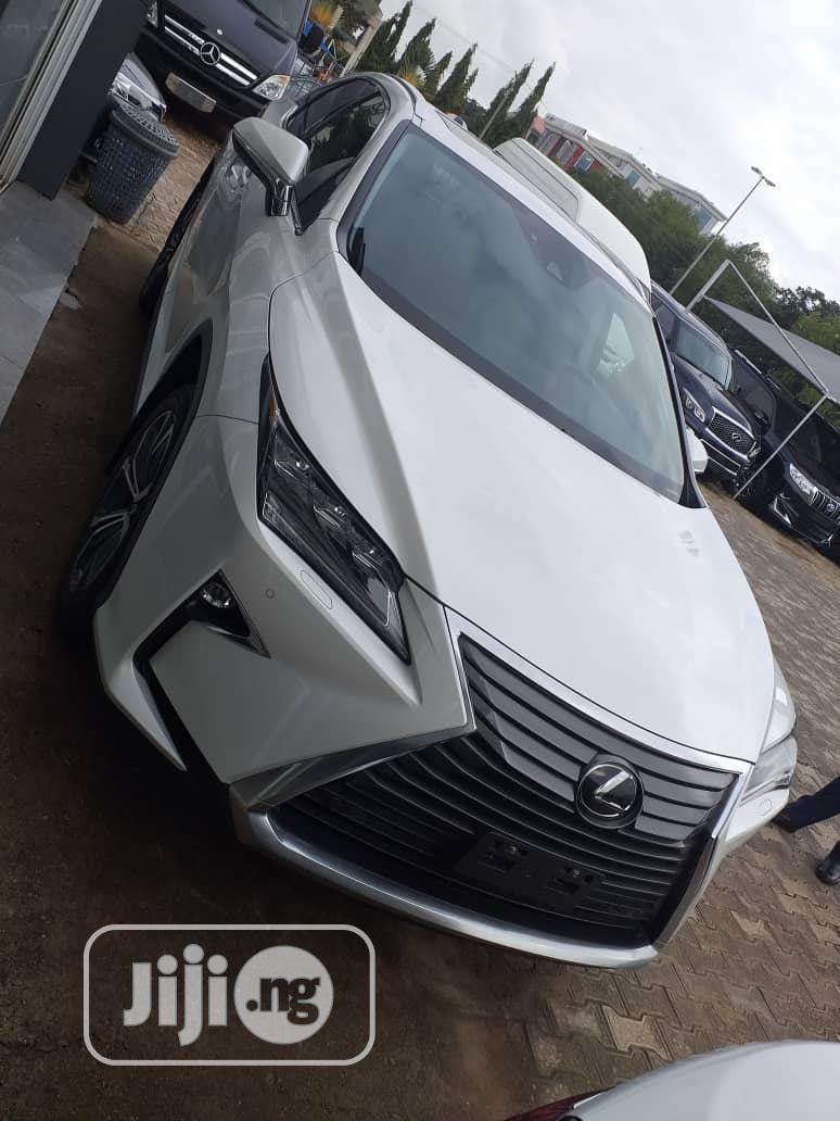 New Lexus RX 2019 350 AWD White