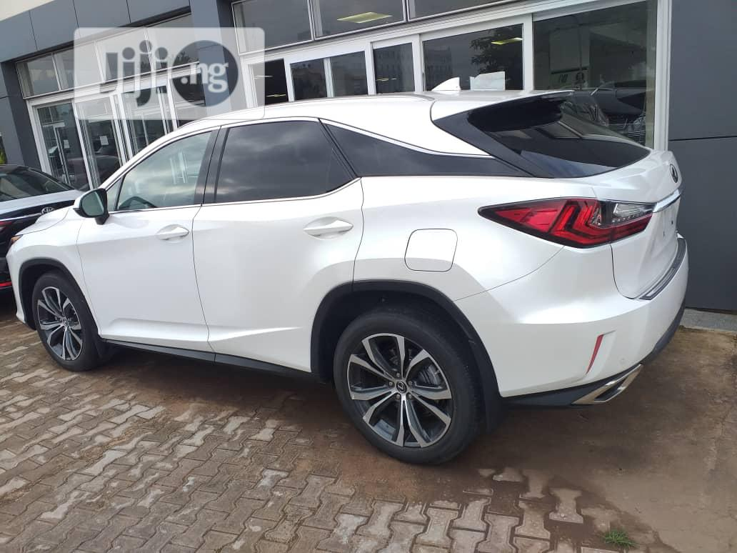 New Lexus RX 2019 350 AWD White   Cars for sale in Central Business Dis, Abuja (FCT) State, Nigeria