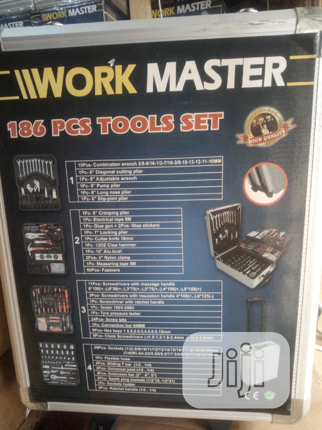 Electrical And Mechanical Tool Box