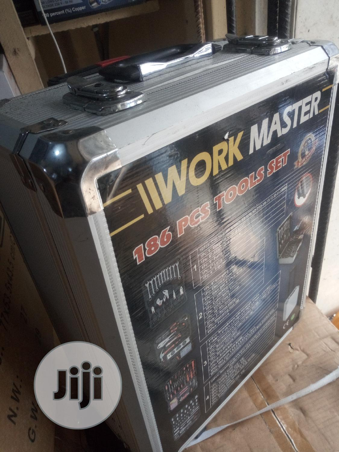 Electrical And Mechanical Tool Box | Hand Tools for sale in Lagos Island (Eko), Lagos State, Nigeria