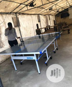 Brand New Aluminium Outdoor Table Tennis Board | Sports Equipment for sale in Lagos State, Ibeju