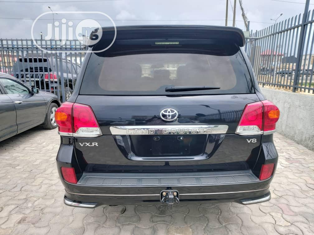Toyota Land Cruiser 2015 Black | Cars for sale in Lekki, Lagos State, Nigeria