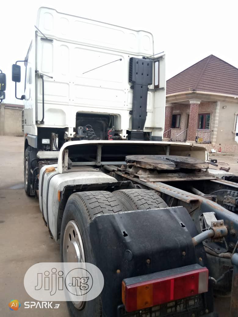 DAF XF Tractor Unit | Heavy Equipment for sale in Ibadan, Oyo State, Nigeria