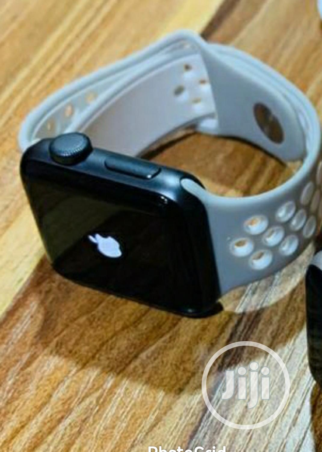 Apple Iwatch Series 3 38mm | Smart Watches & Trackers for sale in Ikeja, Lagos State, Nigeria