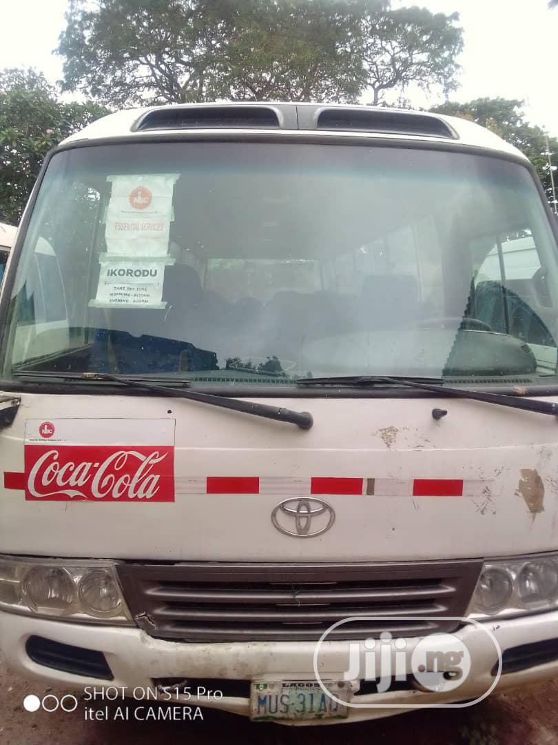 2010 Toyota Coaster Bus