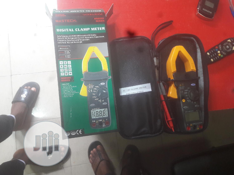 Mastech Digital Clamp Meter MS2001 Series