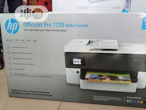 HP Officejet Pro 7720 Wide Format | Printers & Scanners for sale in Lagos State, Ikoyi