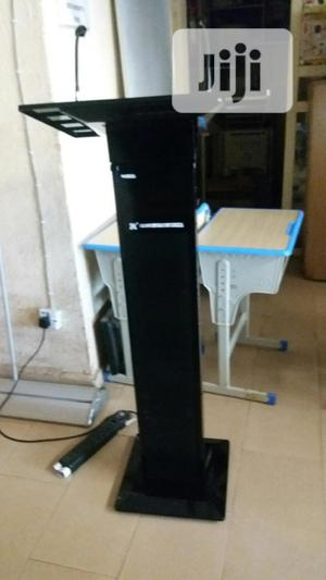 Customize Podium Lectern   Audio & Music Equipment for sale in Abuja (FCT) State, Wuse