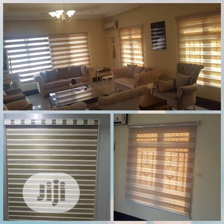 Day And Night Window Blinds | Home Accessories for sale in Wuse, Abuja (FCT) State, Nigeria