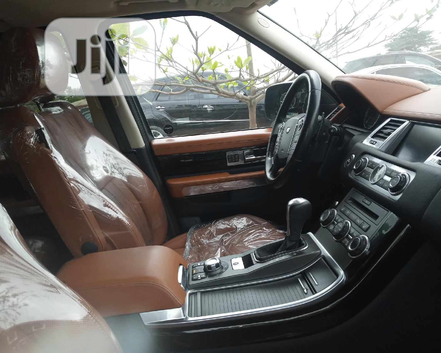 Land Rover Range Rover Sport 2012 Black | Cars for sale in Apapa, Lagos State, Nigeria