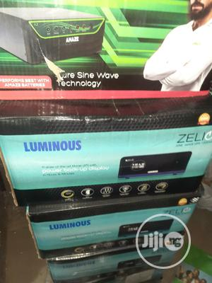 1kva Luminous Inverter   Solar Energy for sale in Lagos State, Ojo