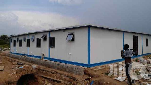 Portacabin/Pre-fab Building/Office Container Cabin
