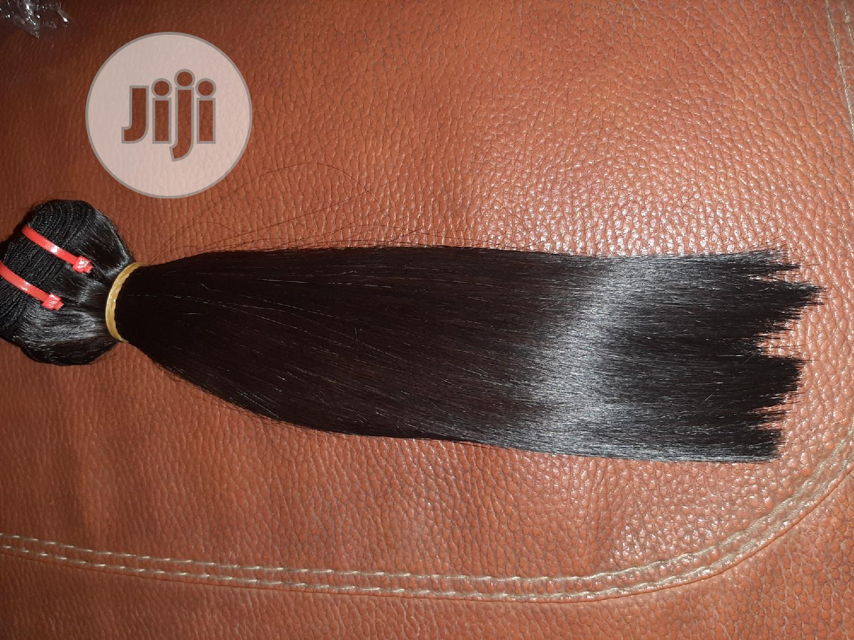 Super Double Drawn Bone Straight Raw Hair | Hair Beauty for sale in Agboyi/Ketu, Lagos State, Nigeria