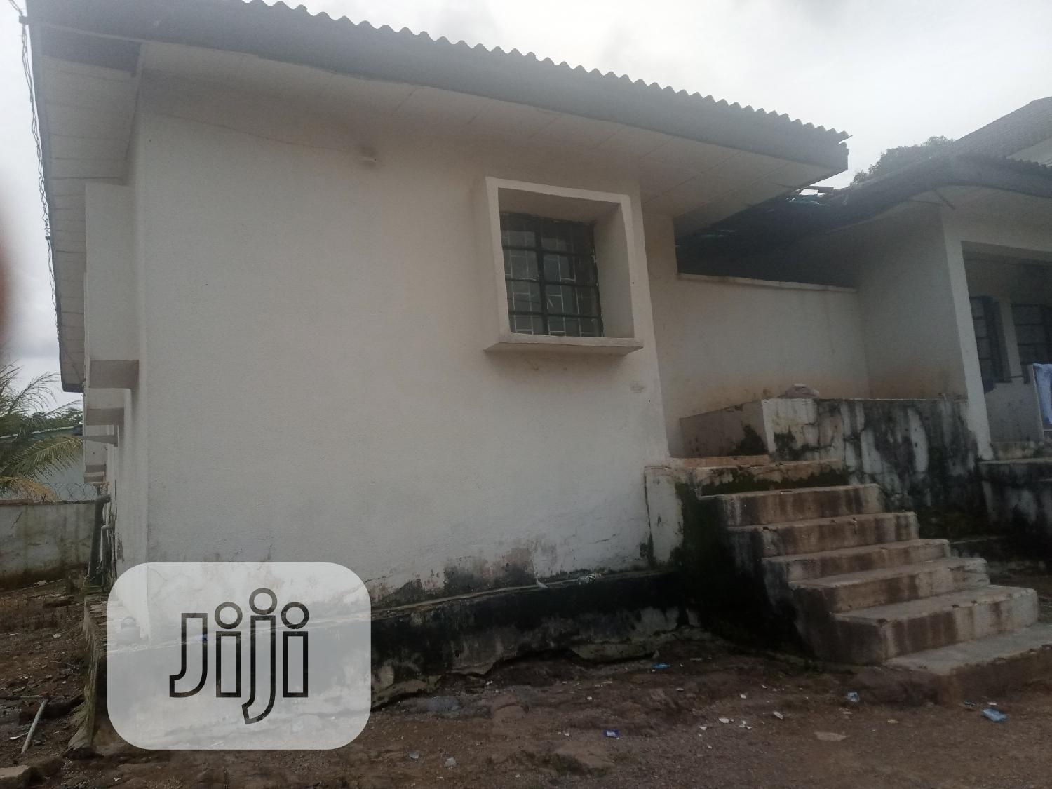 4 Bedroom Bungalow for Sale at Wuse Zone | Houses & Apartments For Sale for sale in Wuse, Abuja (FCT) State, Nigeria
