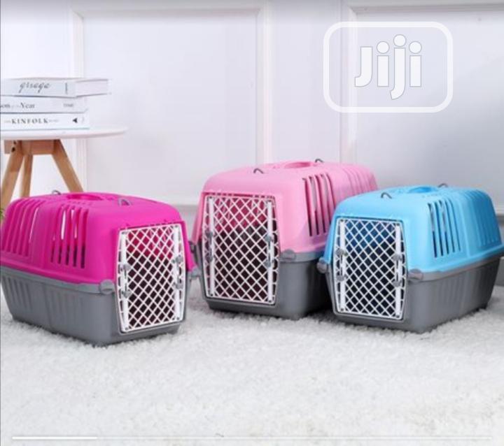 Pressure Resistant Pet Transport Box