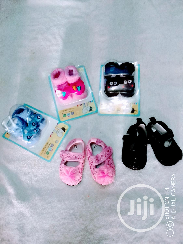 Archive: Baby Fancy Shoe Socks