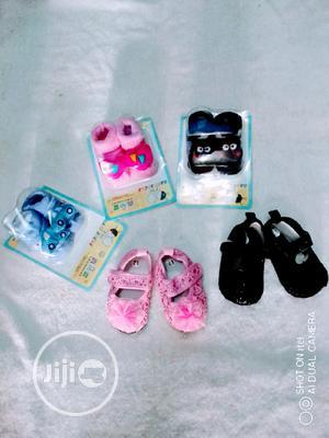 Baby Fancy Shoe Socks | Children's Clothing for sale in Lagos State, Shomolu