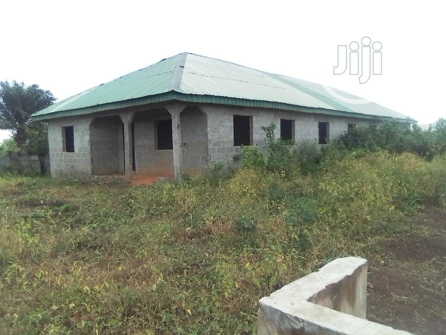 12 Rooms Boungalow With Deed Of Agreements/Family Receipt
