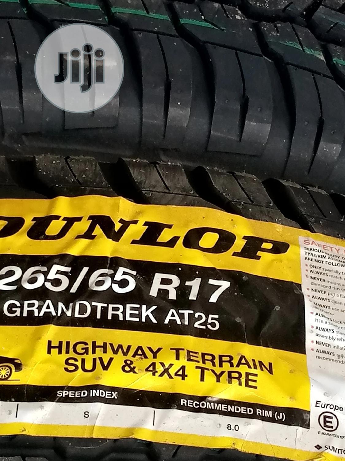 All Kinds of Dunlop Tyre for Jeep and Car Tyres