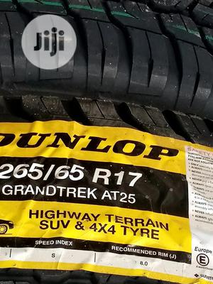 All Kinds of Dunlop Tyre for Jeep and Car Tyres | Vehicle Parts & Accessories for sale in Lagos State, Lagos Island (Eko)