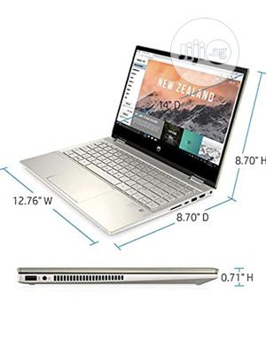 New Laptop HP Pavilion X360 8GB Intel Core i5 SSD 256GB   Laptops & Computers for sale in Lagos State, Ikeja